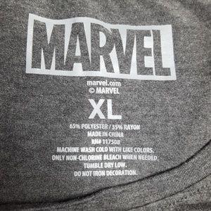 Marvel Tops - Women's Marvel gray tanktop size XL